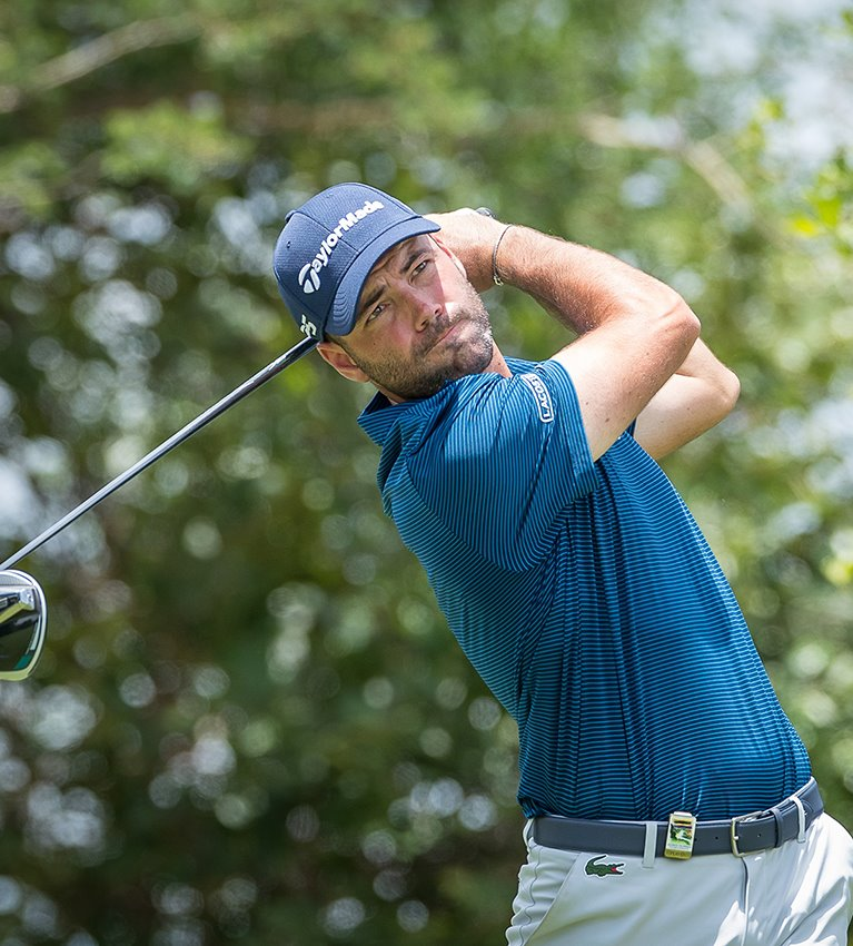 Roussel and Meronk share lead at Leopard Creek