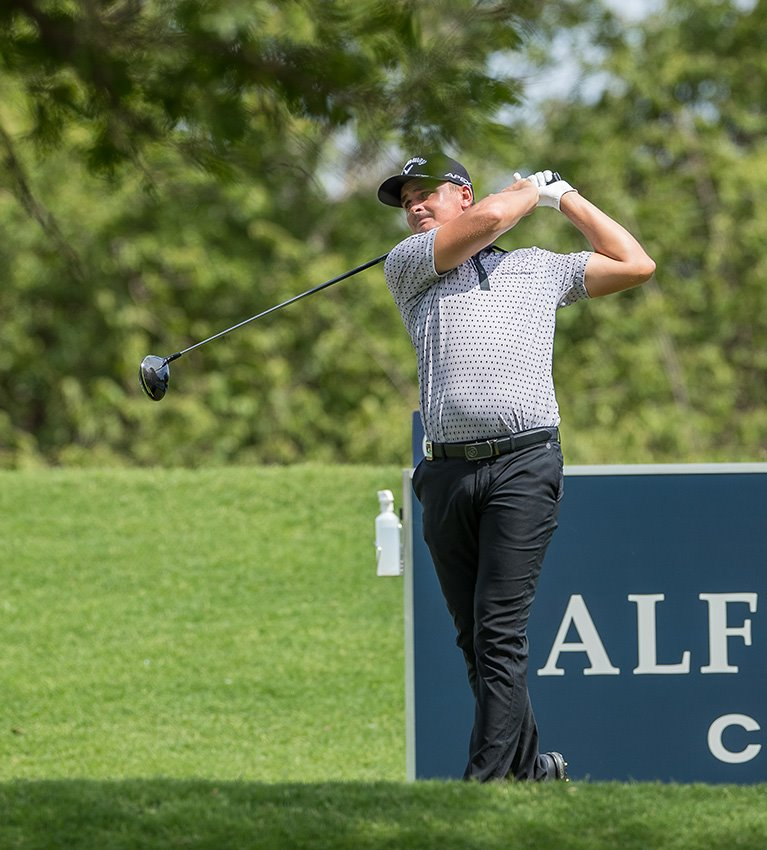 Bezuidenhout back to defend Alfred Dunhill Championship title